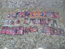 60CT ALL  1993-94 ULTRA FLEER INSERTS W/ALL NBA REBOUND KING BARKLEY  ALL ROOKIE