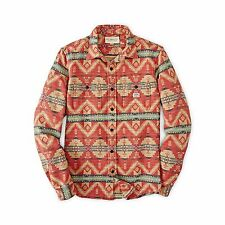Denim&Supply Ralph Lauren Woven Beacon Southwestern Serape Work Shirt- MEN- XL