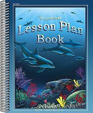 Lesson Plan Book from Wyland Teacher Created Resources Staff Books-Good Conditio