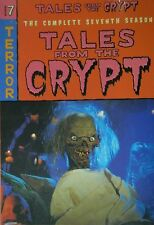 Variant Raised Embossed Cover TALES FROM the CRYPT The COMPLETE FINAL SEASON