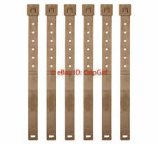 6x Lot Tactical Tailor - Long Coyote MALICE Clips 6 Pack - USMC Marine FDE NEW