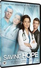 SAVING HOPE : COMPLETE SEASON 3 -  DVD - PAL Region 2 sealed