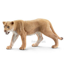 Schleich 14712 Lioness Wild Animal Female Lion Model Toy Figurine - NIP
