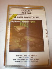 Big Mama Thornton CASSETTE NEW Jail