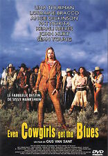 EVEN COWGIRLS GET THE BLUES LE FABULEUX DESTIN DE SISSY HANKSHAW- GUS VAN SANT