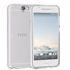 Htc one A9 Phone Case , Slim Thin Clear Tpu Silicon Soft Back Cover