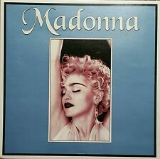 RARE!Madonna Box Summer In Spain 2 x LP Picture Disc CD Poster postcard T-Shirt