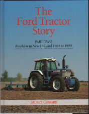 Book 'The Ford Tractor Story Part Two' - Stuart Gibbard