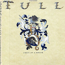 Crest of a Knave [Remaster] by Jethro Tull (CD, Apr-2005, Toshiba Emi)