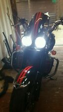 Triumph Rocket 3 Classic/Roadster Cree LED Headlight Bulb Conversion Kit - 6000K