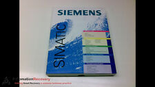 SIEMENS 6ES7357-4CH03-3AE0 CONFIGURATION SOFTWARE PACKAGE, NEW #196104