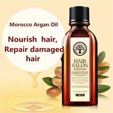 Pure Argan Oil Nourish Scalp Hair Essential Oil For Dry Hair Types Hair Care
