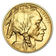 SPECIAL PRICE! 2016 1 oz Gold American Buffalo Coin Brilliant Uncirculated