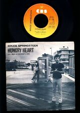 - BRUCE SPRINGSTEEN-HUNGRY HEART-help Up Without A Gun - 7 Inch Vinyl-Holland