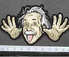 Funny Albert Einstein Sticker Skateboard Guitar Bike Car Vinyl Laptop Decal Cute