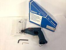 Bosch 2490 Exact Industrial Drill/Driver, 0602490631, 9.6V-12V, 8-11Nm, 450-560