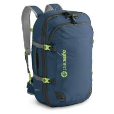 Pacsafe Venturesafe 45 GII Anti-Theft Outdoor Travel Backpack - Navy Blue