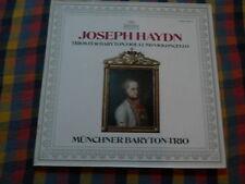 Haydn Trios für Baryton Viola und Violoncello LP washed /gewaschen (M-)