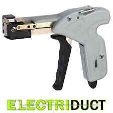 Stainless Steel Cable Tie Gun - Electriduct