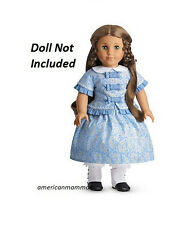 "American Girl MARIE GRACE SKIRT SET for 18"" Dolls Cecile Dress Outfit NEW"