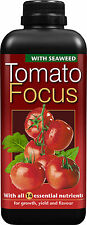 1 Litro-Tomate Focus Fertilizante-nutrientes líquido / Feed