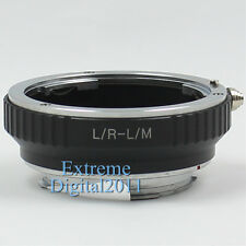 LR-LM Adapter for Leica R Mount Lens to Leica L/M M9 M8 M7 M6 M5 TECHART LM-EA7