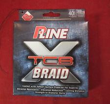 P-LINE TCB X BRAID 40lb 300yd Green