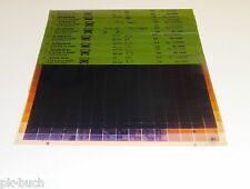 Microfich Ersatzteilkatalog Volvo LKW F 12 CH 314000 Stand 05/1995