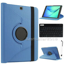 For Samsung Galaxy Tab A 10.1 T580 T585 Bluetooth Keyboard+360 Rotate Case Cover