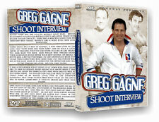Greg Gagne Wrestling Shoot Interview DVD, AWA WWE American Association WWF Verne