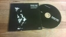 CD Jazz Charles Lloyd - The Water Is Wide (1 Song) Promo ECM REC cb
