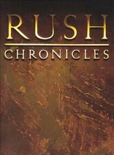 Chronicles [Bonus DVD] [Box] by Rush (CD, Mar-2005, 3 Discs)