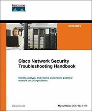Networking Technology: Cisco Network Security Troubleshooting Handbook by...