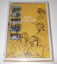 Film V6 act IV - Dance Clips and more (DVD, 2005)