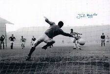 Signed John Hughes Glasgow Celtic Autograph Photo 1965 Cup Final Old Firm