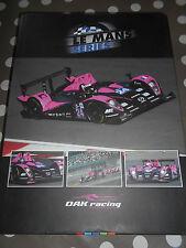 LE MANS ENDURANCE SERIES YEAR BOOK 2009 Les 24 heures du Mans