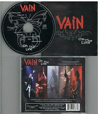 Vain ‎– On The Line CD 2005