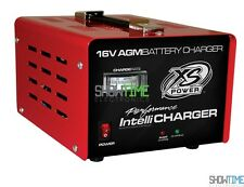 XS Power 1004 16 Volt 20 Amp Car Audio/Racing Battery Intellicharger/Charger