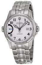 Bulova Accutron Men's 63B161 Stainless Steel Swiss Automatic Watch