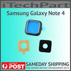 Samsung Galaxy Note 4 N910 Camera Lens Cover Replacement BLACK