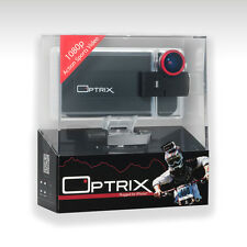 Optrix Iphone 4/4S and Ipod Touch wide angle HD Sport Case 1080p XD4 NEW