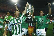 ARZU - Signed 12x8 Photograph - SPAIN & REAL BETIS
