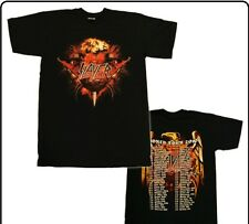 SLAYER SEASONED NAZI WORLD TOUR 2110 T-SHIRT 2 (BOX2)