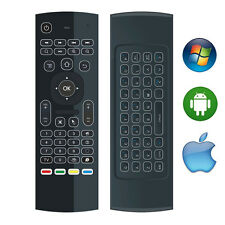 Backlit 2.4G Wireless Keyboard Air Mouse Remote Control for HDTV TV Box Games