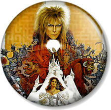 """LABYRINTH MOVIE POSTER 25mm 1"""" Pin Button Badge Film DAVID BOWIE THE GOBLIN KING"""