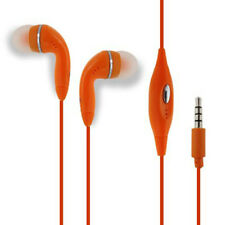 Hands Free Headphones Headset With Mic For BlackBerry Curve 8520 8530 8900 9220