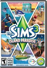 The Sims 3 Island Paradise - Expansion pack (PC/MAC Games ) - FREE SHIPPING