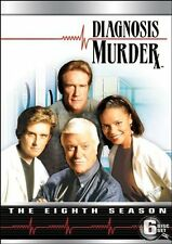 NEW Diagnosis Murder, Season 8 (DVD)