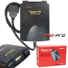 Original Launch X431 Super 16 Connector OBDII For X431 Tool Super Scan OBD2