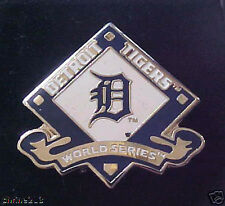 Detroit Tigers 2006 World Series Press Pin VERY LIMITED